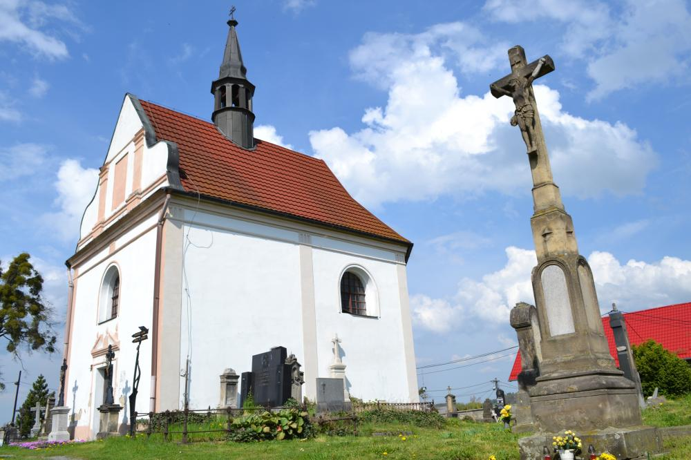 Kostelík Sv. Františka Příbor