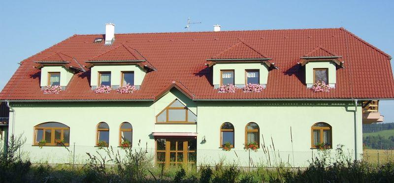 Penzion Pod Panským vrchem Mariánské Lázně - Drmoul