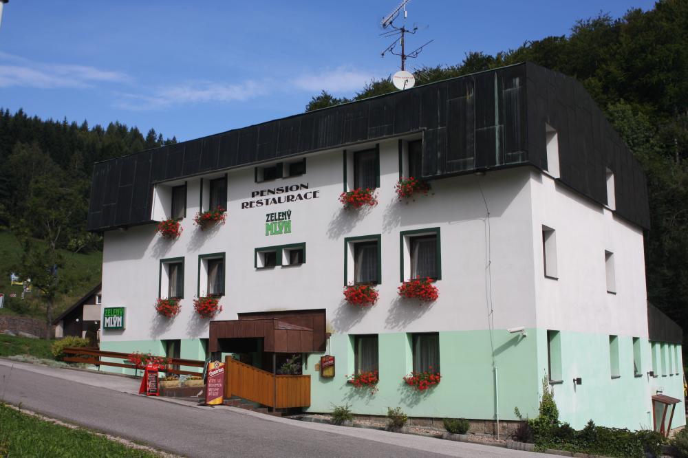 Pension&restaurace Zelený Mlýn
