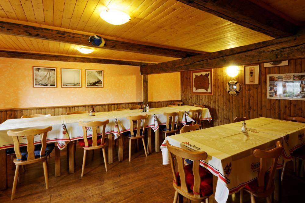restaurace salonek