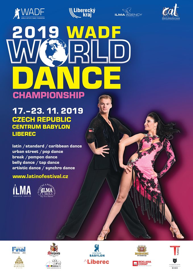 world dance liberec