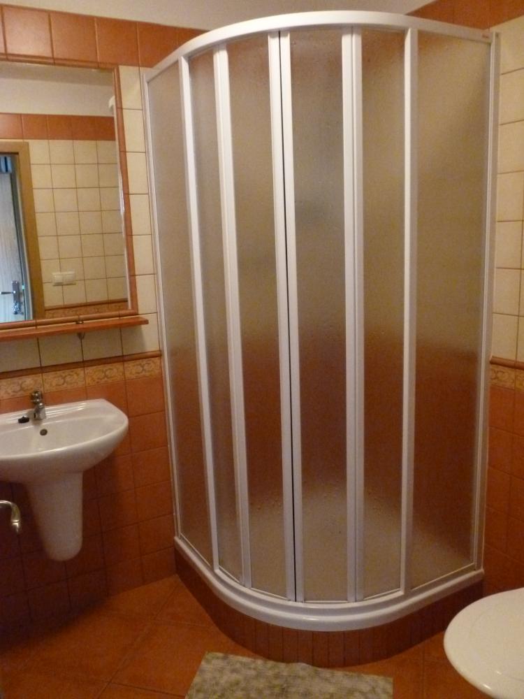 Koupelna, pokoje č. 22, 23