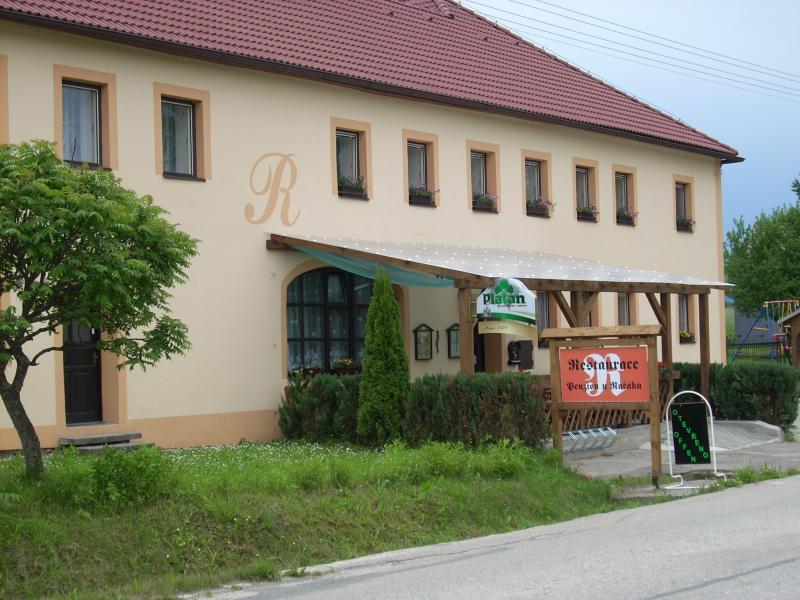 Penzion restaurace U Račáků