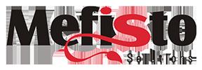 Recepčný softvér Mefisto - logo