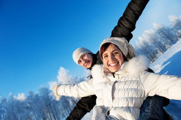 Výhodné zimní pobyty v Harrachově