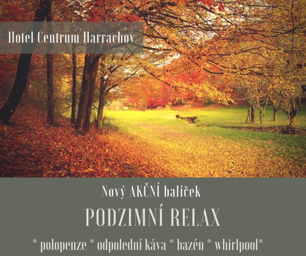 Podzimní relax v Harrachově