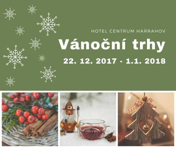 Vánoční trhy v Harrachově