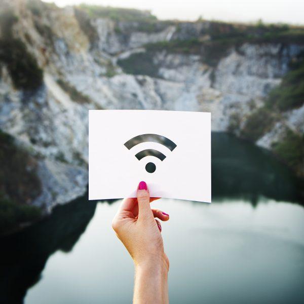 Wifi a parkování v ceně ubytování