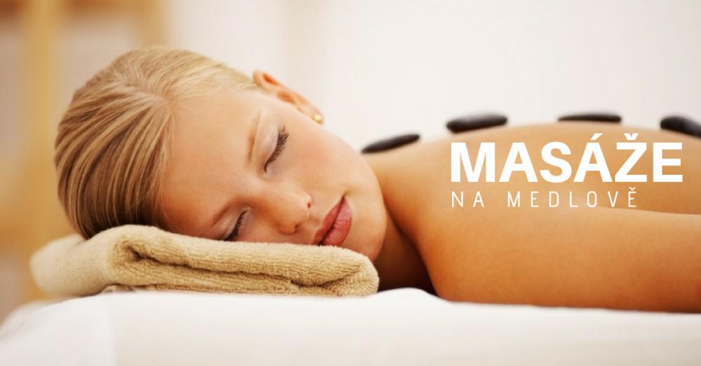 Dopřejte si pořádný relax na masáži