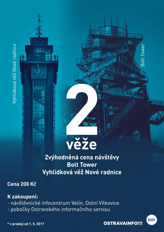 2 věže