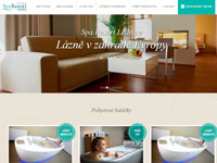 Deploy web site templates for hotels