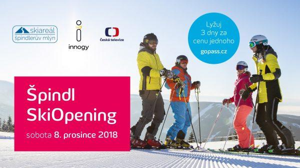 8. 12. 2018 Špindl SKI Opening