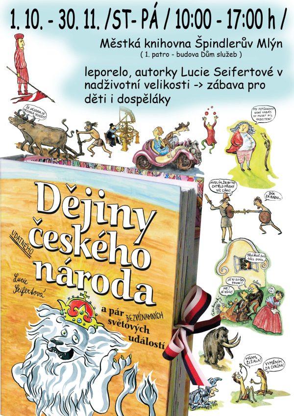 Výstava - Dějiny udatného českého národa