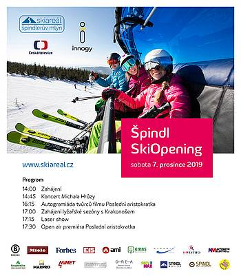 7. 12. 2019 Špindl SkiOpening