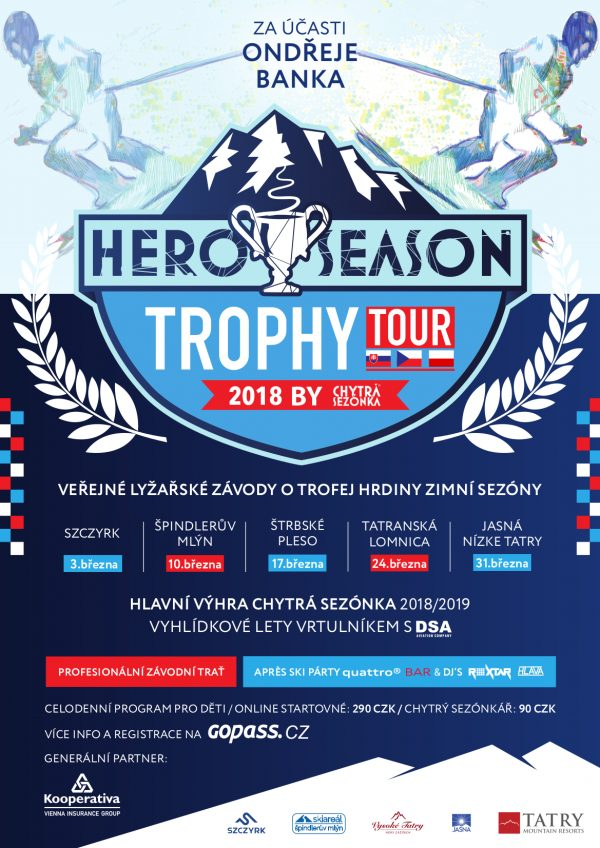 HERO SEASON TROPHY