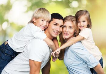 S rodinou o prázdninách