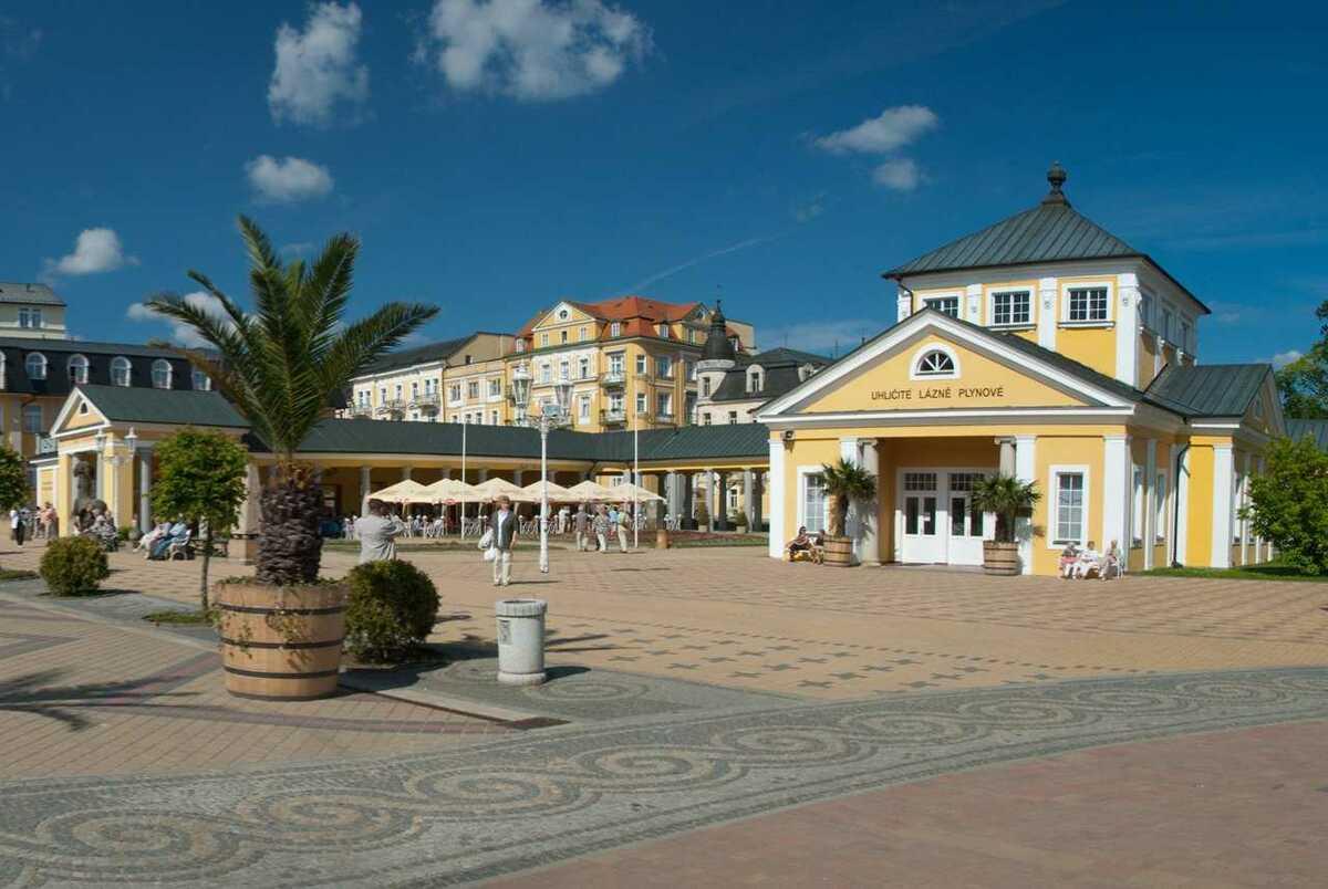 Casino Franzensbad