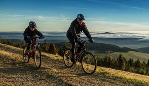 Cyklotrasy - Chebsko, Ašsko, Bavorsko, Sasko