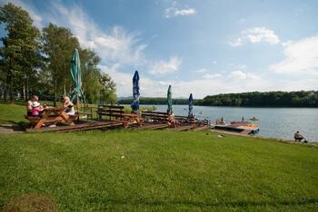 Relax & Sport (se snídaní) v Areálu Přístav na Žermanické přehradě