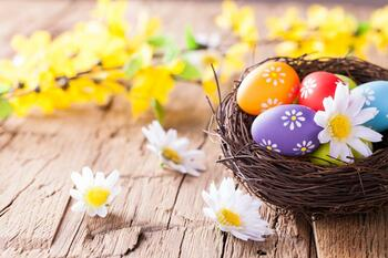 Velikonoce v Krkonoších
