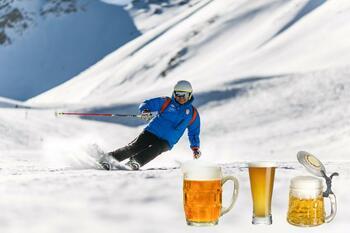 Panská jazda na lyžiach (4 dospelé osoby / 5noci)  - s raňajkami