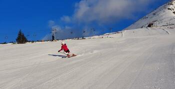 Jarná lyžovačka na Štrbskom Plese (4 dospelé osoby / 3noci)- s polpenziou