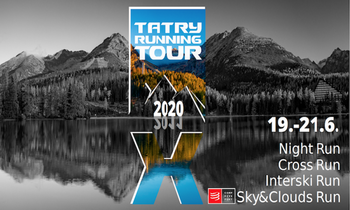 Tatry Running Tour 10. ročník(2+2 deti) - pri ďalšej osobe na apartmáne sa dopláca len strava