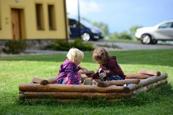 Rodinná dovolená v Pošumaví na 4 noci