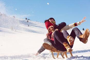 Aktivní zimní pobyt v Krkonoších na 4 noci
