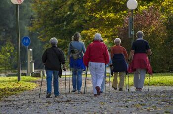 Aktivní pobyt pro seniory
