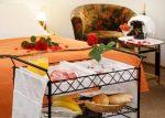 Snídaně na pokoji - Ubytování v Praze - Pension Lucie