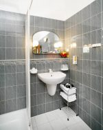 Bathroom - Pension Lucie