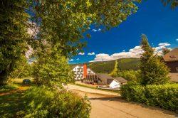 léto - *** Hotel Astra accommodation Spindleruv Mlyn