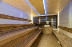 sauna  - *** Hotel Astra accommodation Spindleruv Mlyn