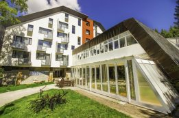 *** Hotel Astra accommodation Spindleruv Mlyn