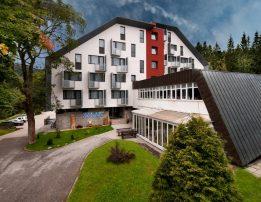 Budova vstup - *** Hotel Astra accommodation Spindleruv Mlyn