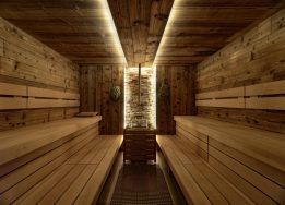 sauna bylinková - *** Hotel Astra accommodation Spindleruv Mlyn