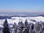 zima v Bedřichově - Chata Nisanka