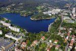 jablonecká přehrada - Chata Nisanka
