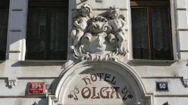 Ubytování Praha Holešovice - Hotel Olga ***