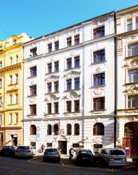 Accommodation Praha Holesovice - Hotel Olga