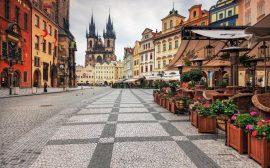 Prague city centre - Accommodation Praha Holesovice - Hotel Olga