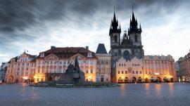 Prague city centre - Ubytování Praha Holešovice - Hotel Olga ***
