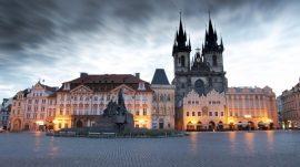 Prague city centre - Unterkunft Praha Holesovice - Hotel Olga