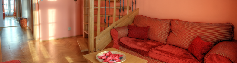 Accommodation Lesser Town Prague - Pension Pohadka Prague