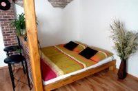 Apartmán č.2 (1. ložnice) - Apartmány Tones - ubytování Jeseníky