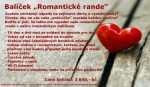 Romanticé rande v Krásném Údolí - Ubytování Český Krumlov - Penzion Hotel Krásné Údolí Český Krumlov