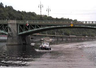 Patricia u Čechova mostu v Praze - SP Praha s.r.o.