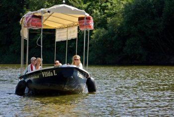 Vilda I. - výletní člun pro každou příležitost... - SP Praha s.r.o.