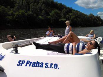 Relaxace & pohoda - Tarpon 42 A - SP Praha s.r.o.